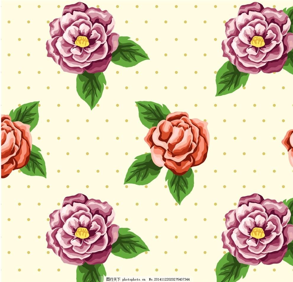 手绘画教程玫瑰