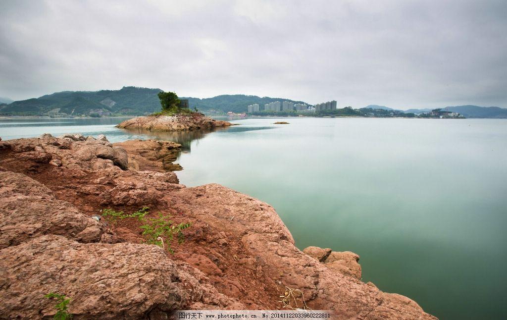 千岛湖风景 自然风景 风景名胜