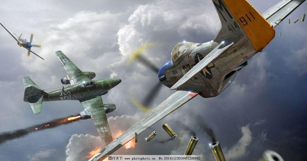 飞机 游戏 原画 背景 壁纸