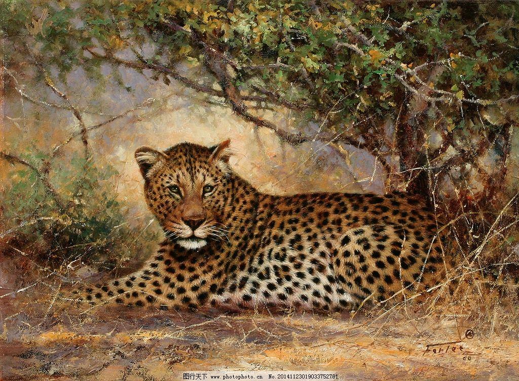 豹 豹子 壁纸 动物 桌面 1024_752