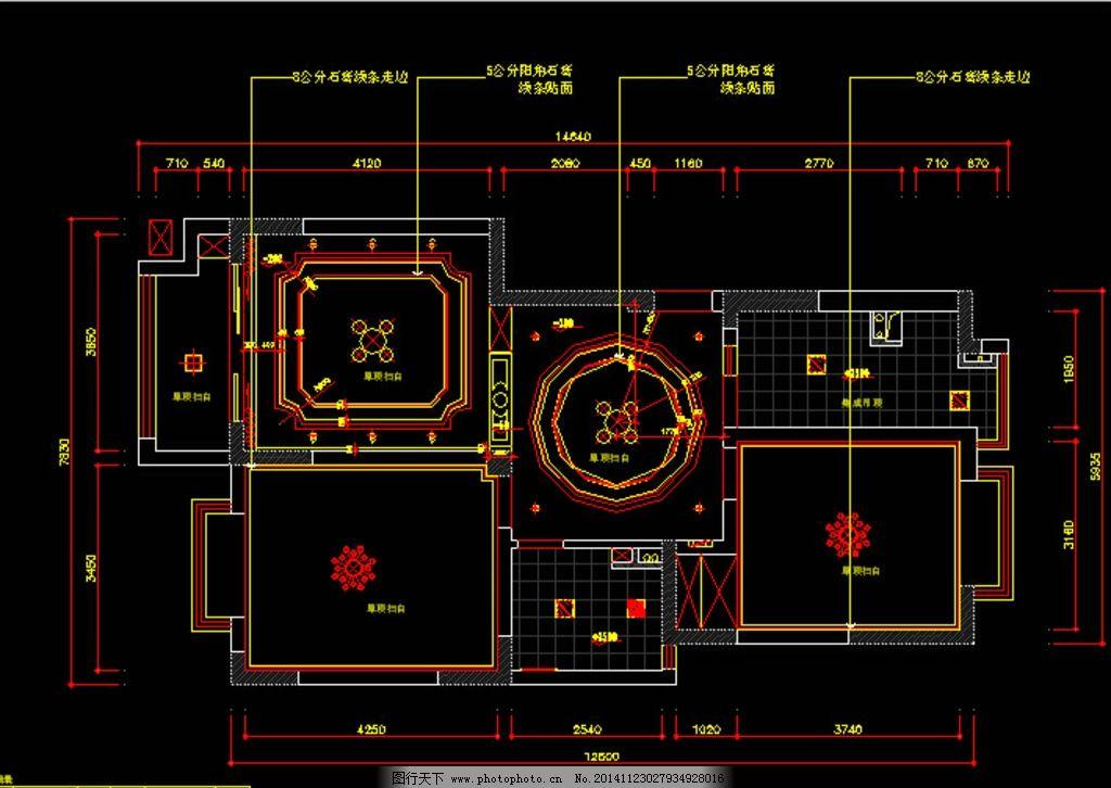 施工图 立面图 方案图 装饰 装修 设计 环境设计 室内设计 180dpi dwg