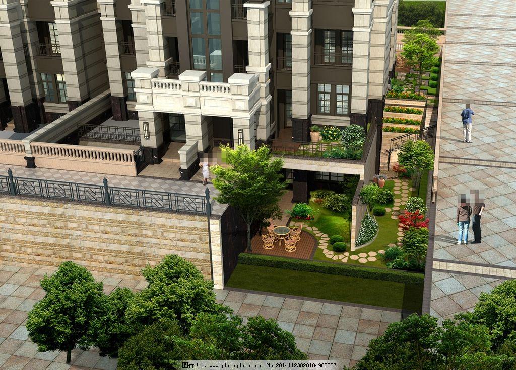 皇家花园景观设计图片