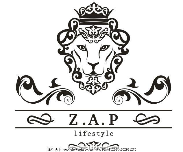 欧式logo设计