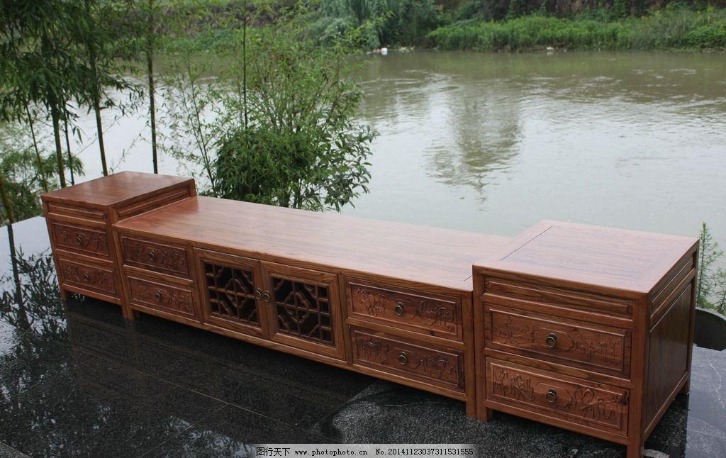 木制品 电视柜 红木家具 现代家具 家居 摄影 生活百科 家居生活 72dp
