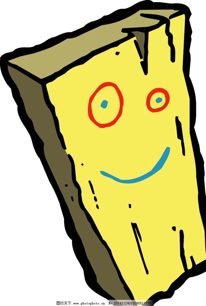 木头宝宝幼儿园卡通 图片