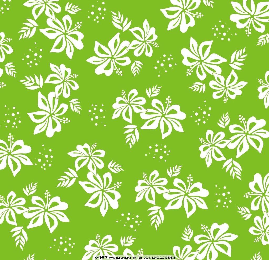 古典绿色花纹图片_背景底纹_底纹边框_图行天下图库