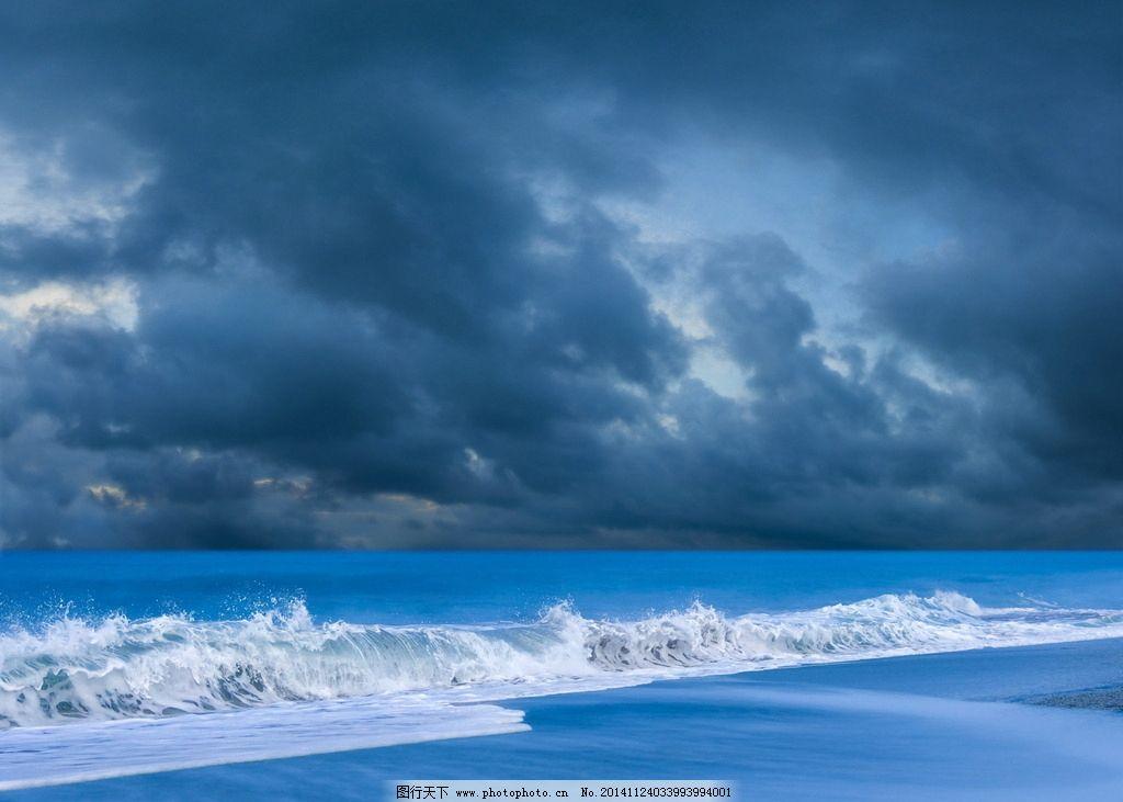 秦皇岛 大海 海边 唯美 清新 意境 自然 风景 风光 乌云 摄影 旅游