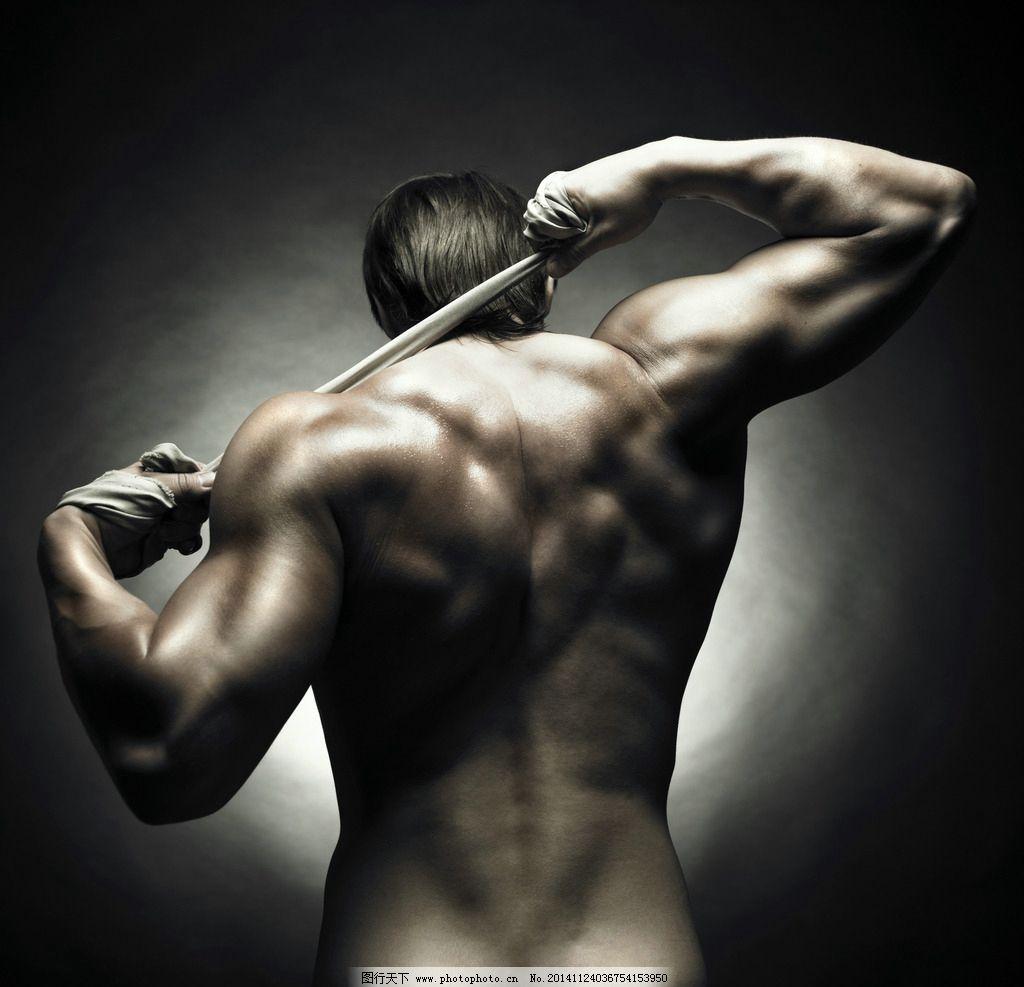 性感肌肉男图片_男性男人