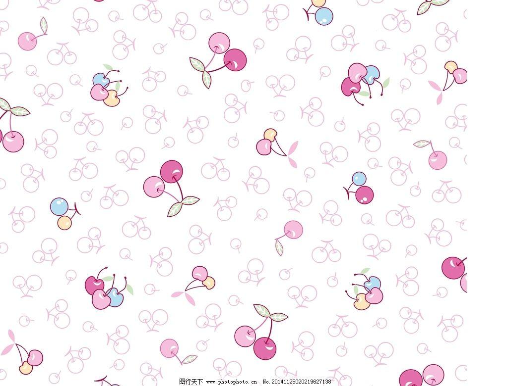 樱桃唯美图片壁纸