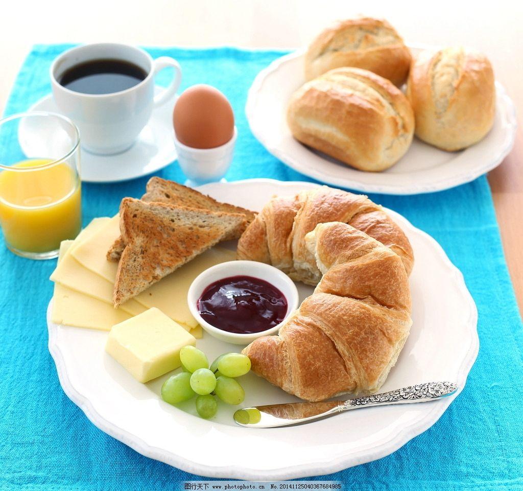 营养早餐图片