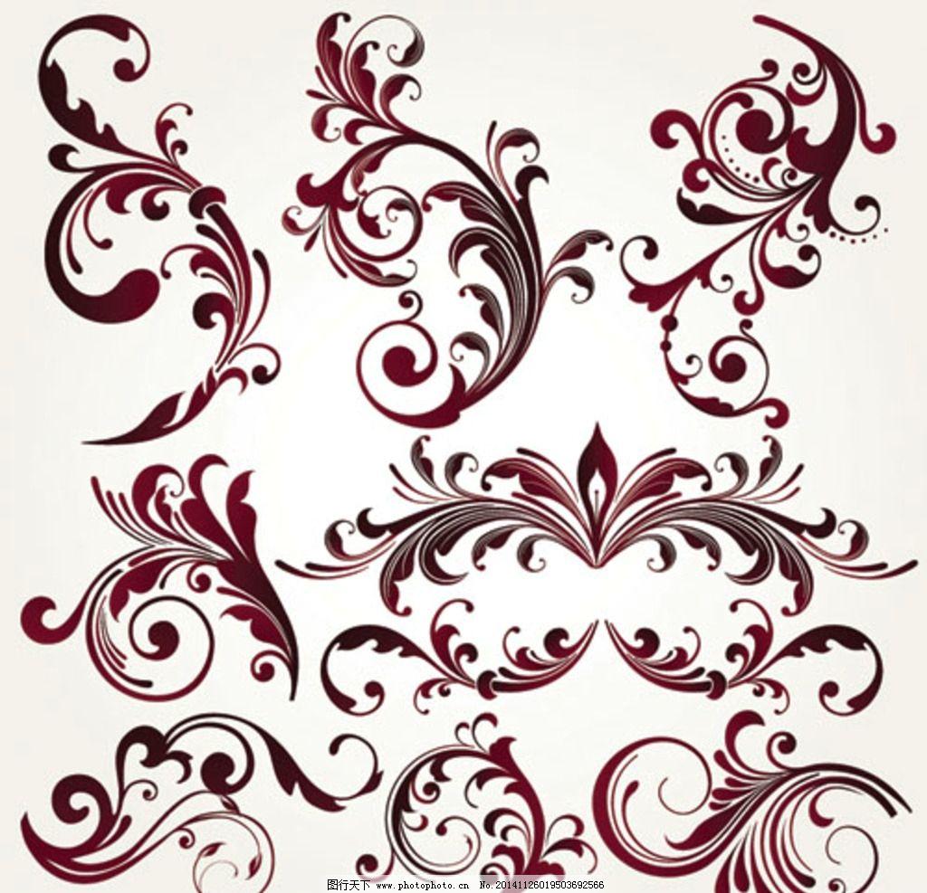 欧式 花边 边框 精致 大气 设计 文化艺术 其他 72dpi eps