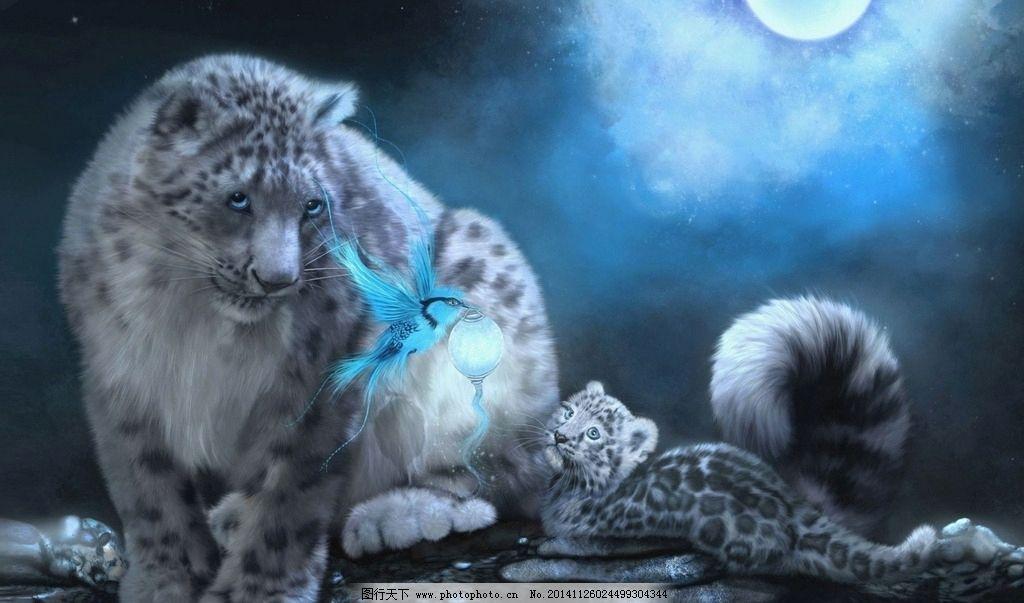 豹子 猎豹 豹纹 猛兽 猫科动物 飞禽走兽 设计 生物世界 野生动物 72d