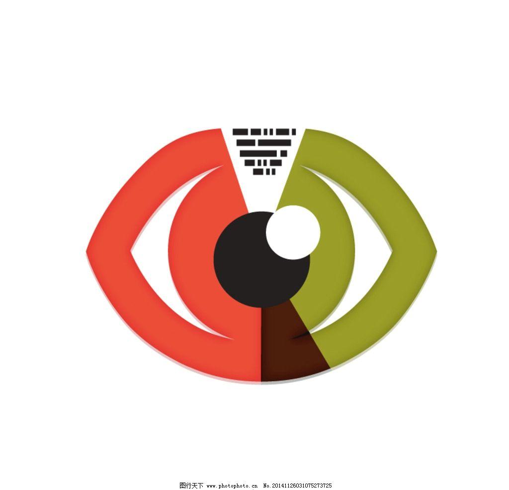 眼睛创意设计图片