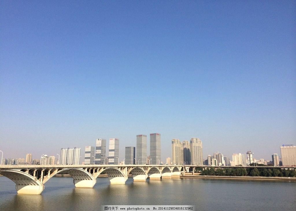 长沙 湘江 橘子洲大桥 湘江风光带 美景 摄影 自然景观 自然风景 72dp