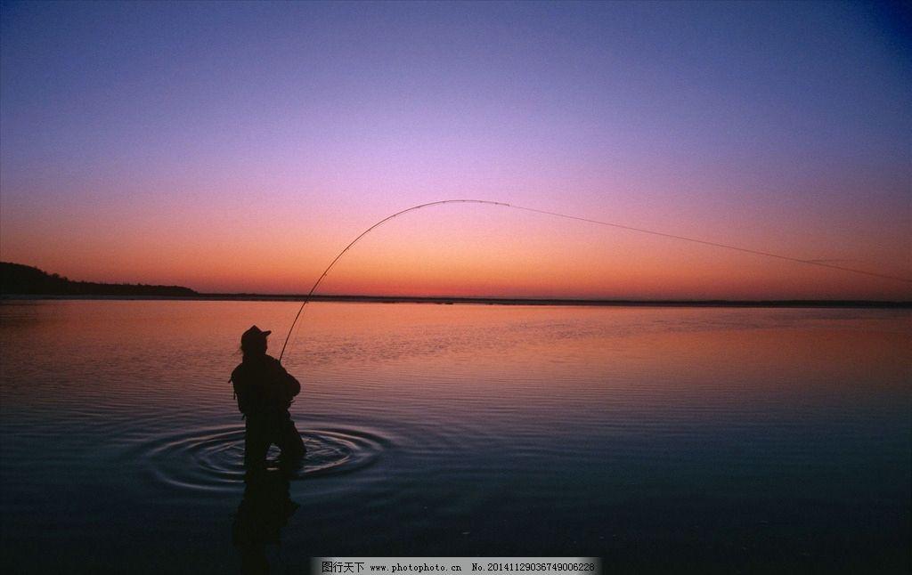 夕阳 海边 天空 水纹 剪影 背影  摄影 人物图库 男性男人 300dpi jpg