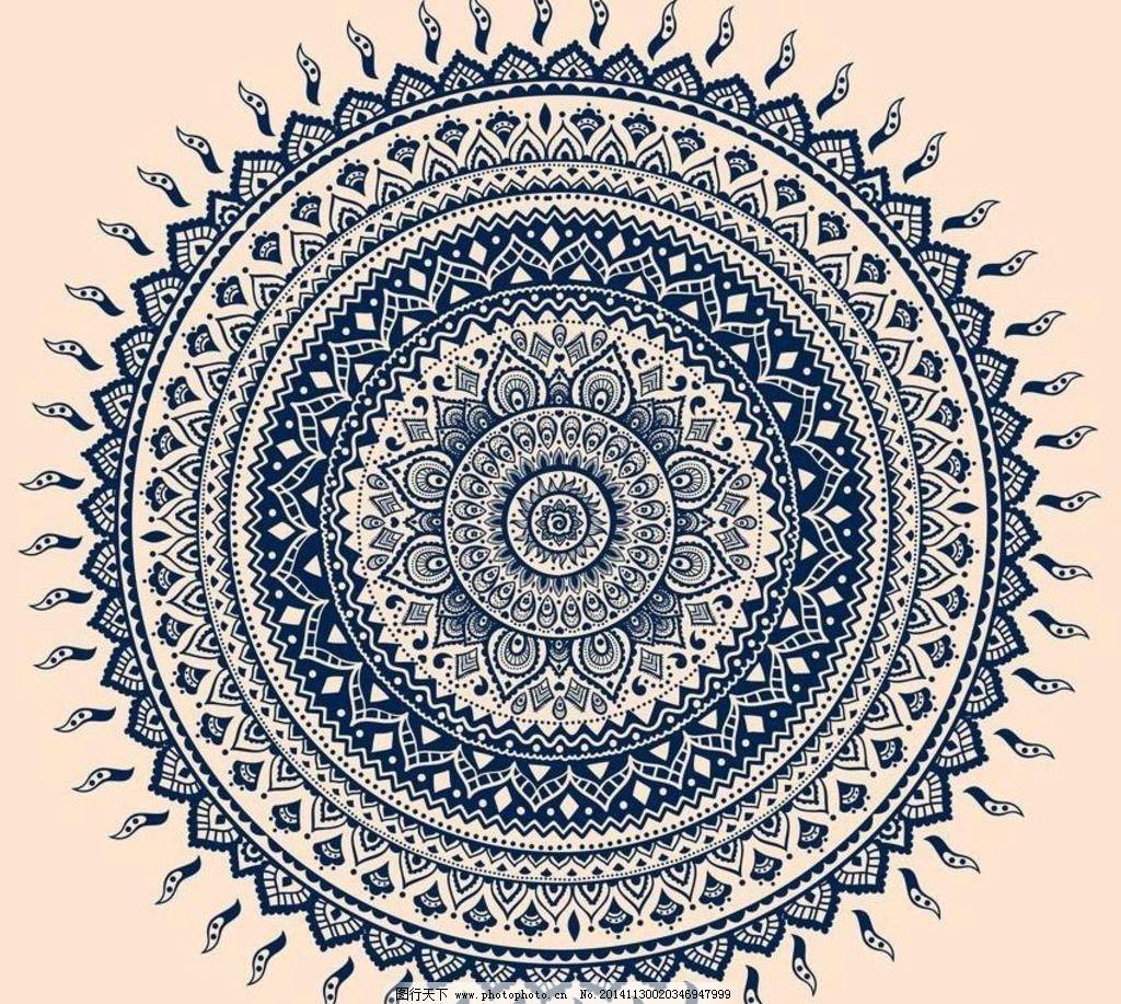圆形欧式花纹 圆形图案 圆形花纹 欧式花纹 圆圈jpg 设计 底纹边框图片