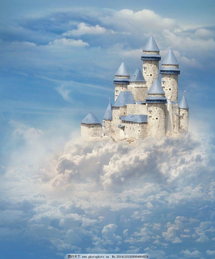 欧式城堡图片