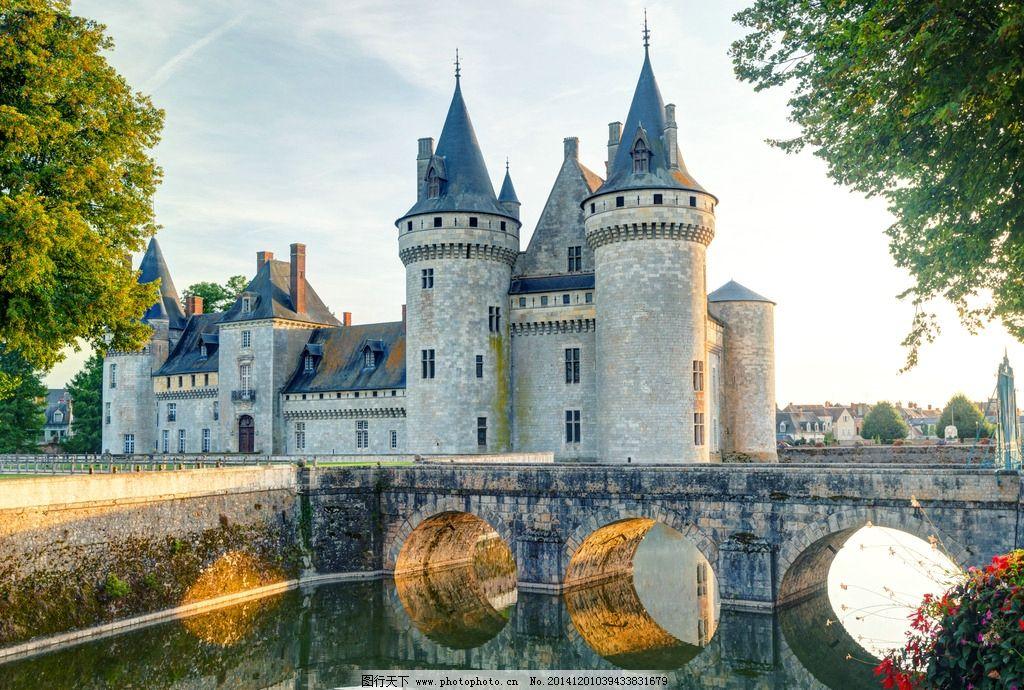 欧式城堡 欧洲城堡 城堡酒店 古堡 私人会所 城堡建筑 城堡风景