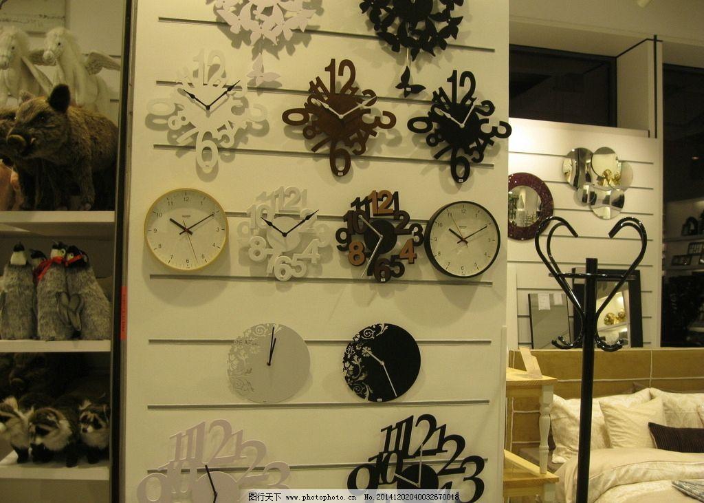 床上用品 店铺 企鹅 艺术时钟 壁钟 时钟 小动物 壁挂 挂钟 日本时尚