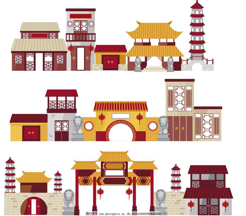 中国古代建筑免费下载