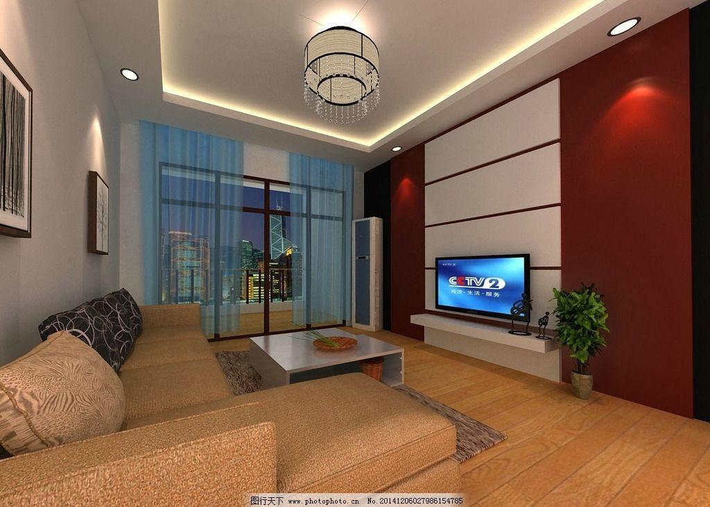 简单大方 创意 都市 原创 时尚 室内设计 设计 环境设计 室内设计 72d