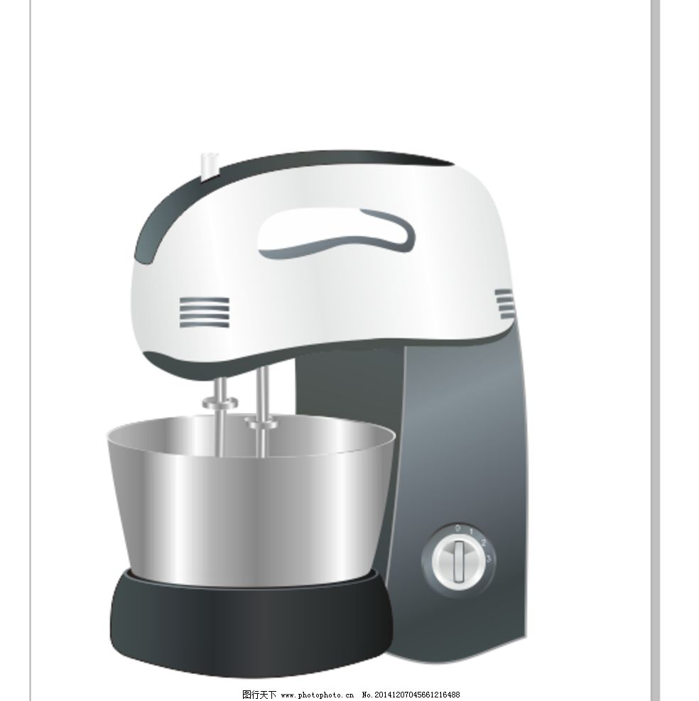 手绘 豆浆机 cdr 黑白 设计 设计 现代科技 其他 cdr