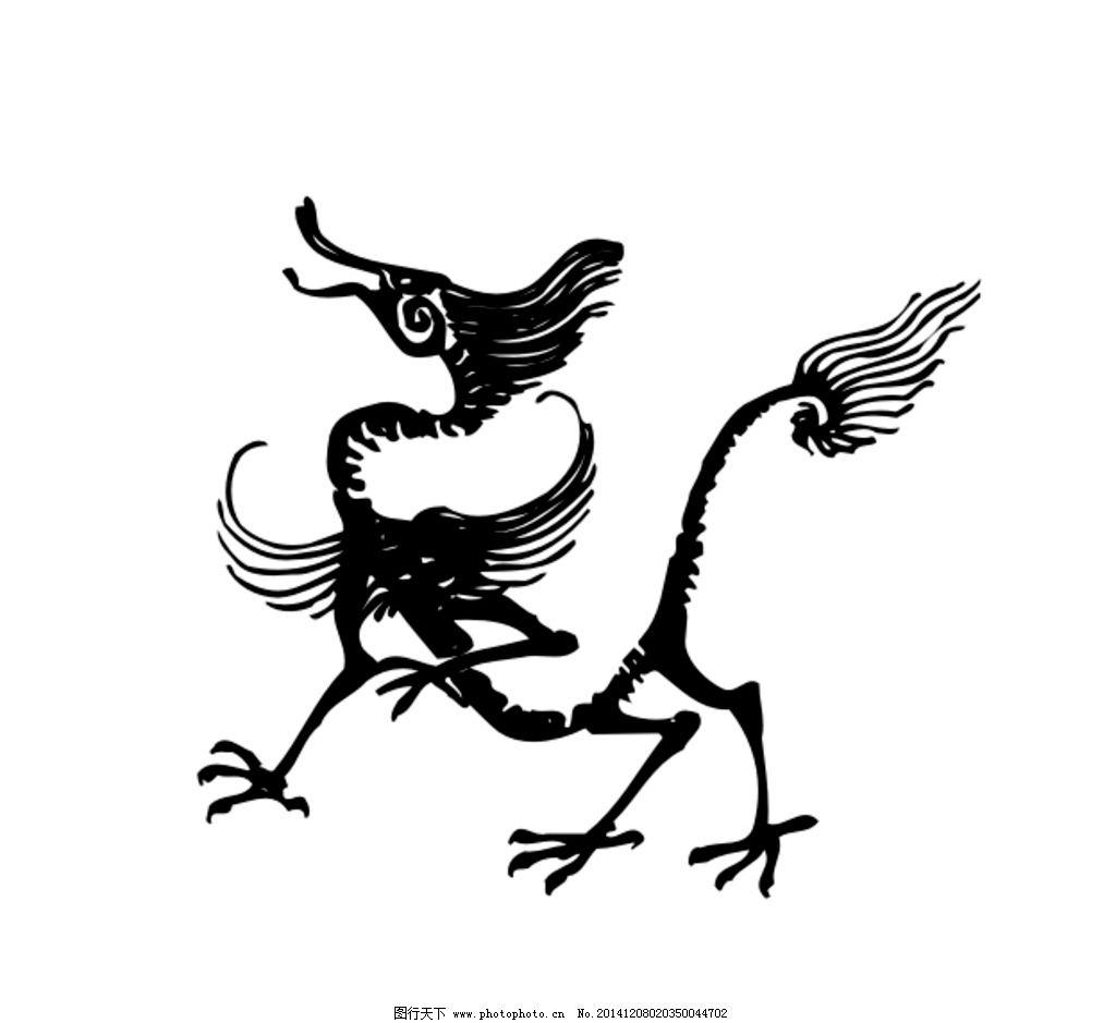 龙 龙纹样 龙图案 传统纹样 底纹 云龙 雕刻图案 设计 底纹边框 花边