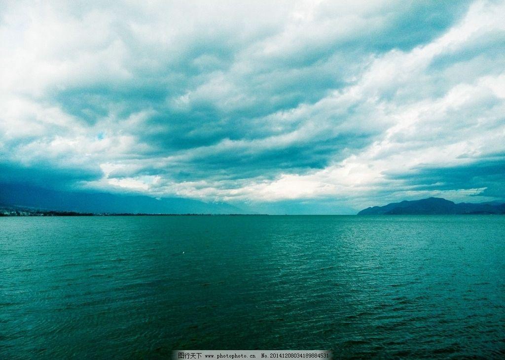 云南大理洱海图片