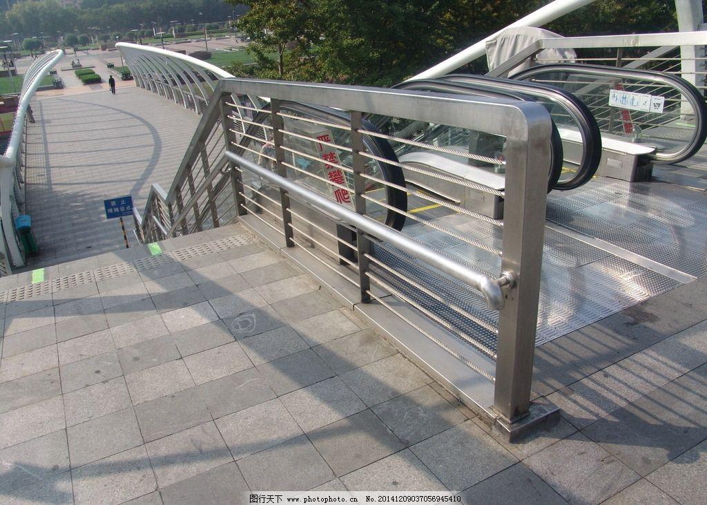不锈钢栏杆 扶梯 转角楼梯 不锈钢楼梯 不锈钢扶手 室外不锈钢