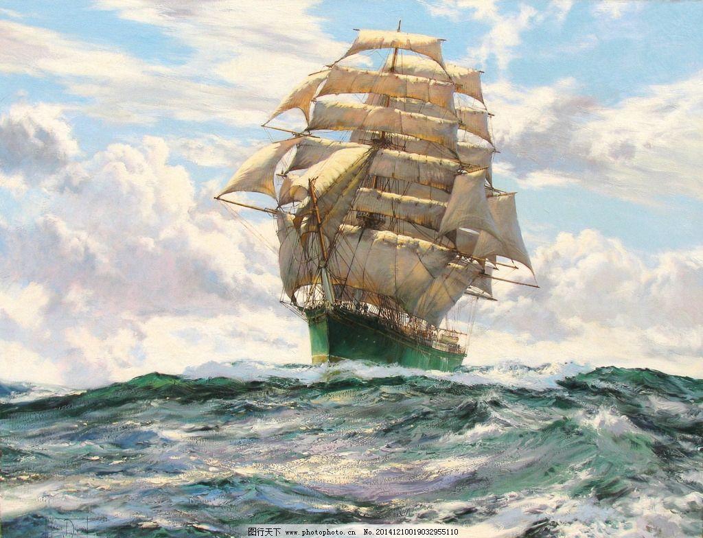 大海油画 装饰画 墙画 手绘 未分层 热销款图 设计 文化艺术 绘画书法