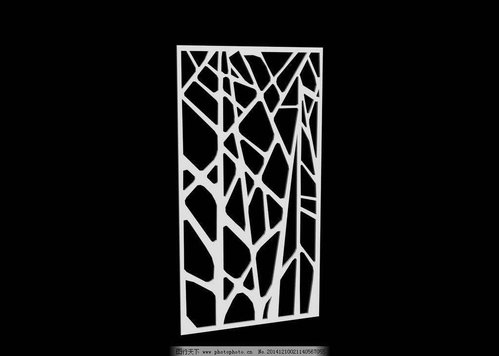 隔断 雕花 竹子雕花 镂空 镂空隔断 3d 设计 3d设计 3d设计  max
