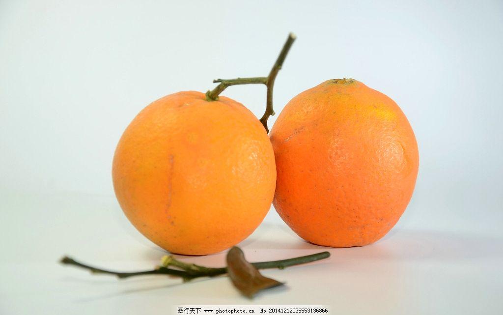 橙子图片,水果 食物 酸甜 美味 摄影 生物世界-图行
