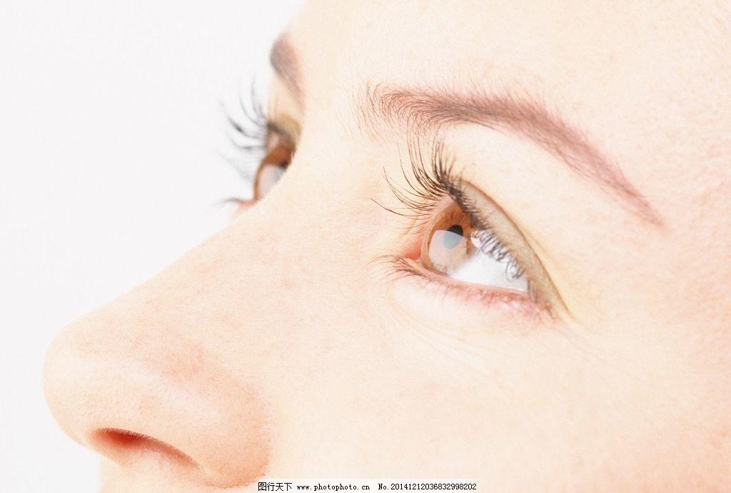 五官 模特 脸颊 眼睛 美女 性感 摄影 女性女人