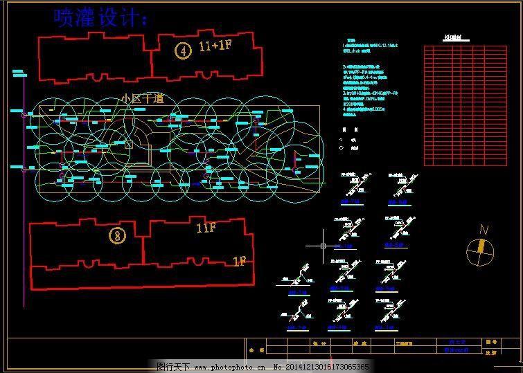 自动喷灌配电箱电路图