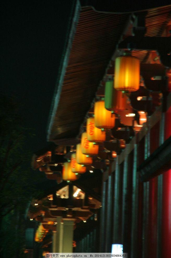 古建灯笼灯饰图片