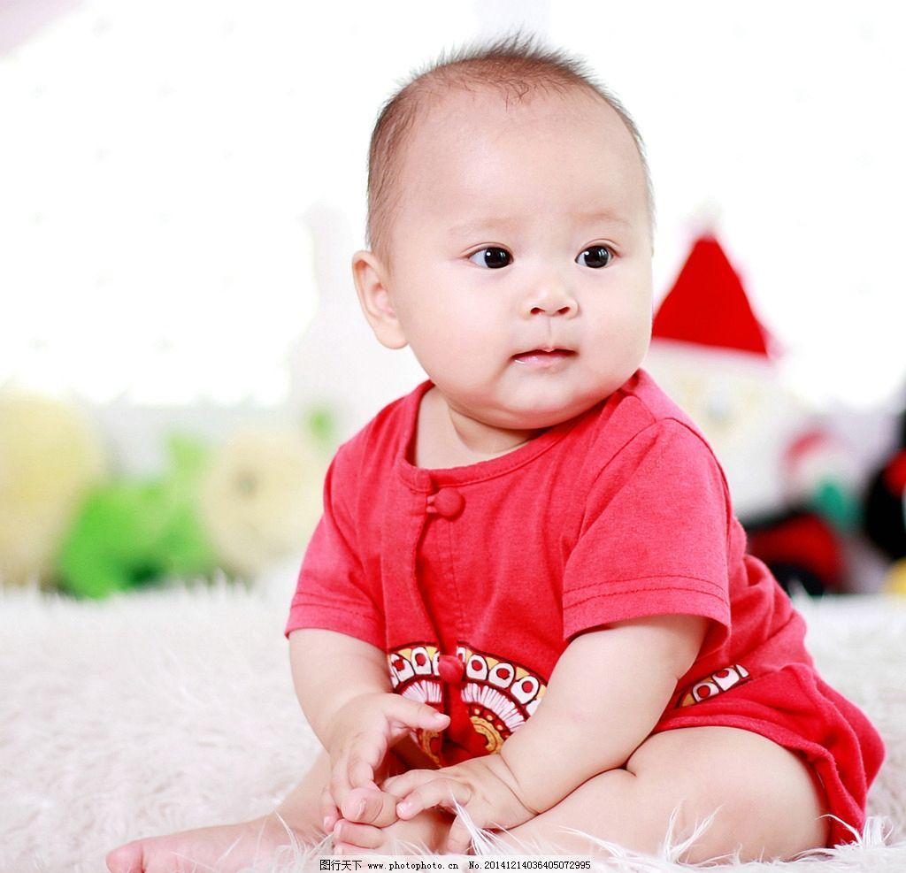 可爱宝宝照 创意儿童摄影图片
