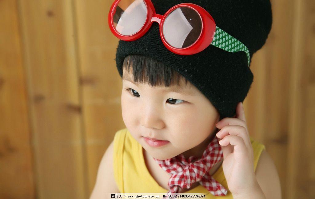 外国明星小孩可爱图片
