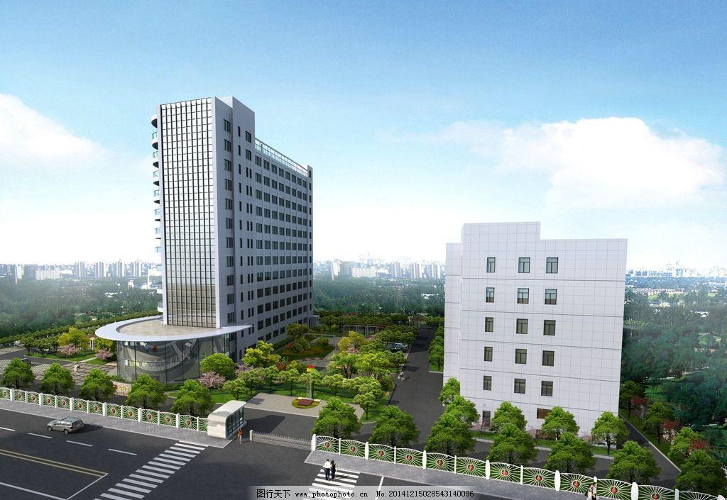 行政办公楼设计图片