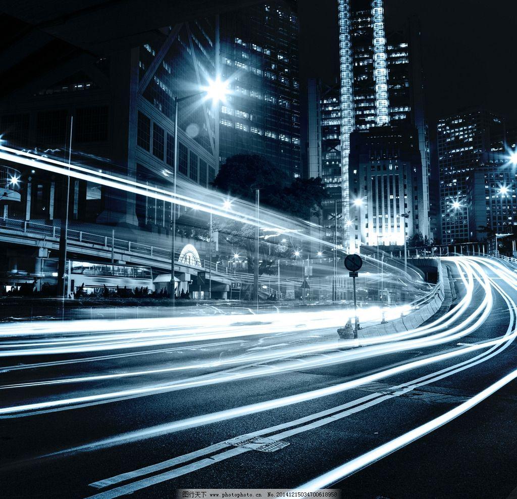 城市夜景 建筑摄影 建筑风景