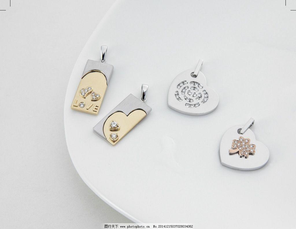 珠宝首饰创意广告图片