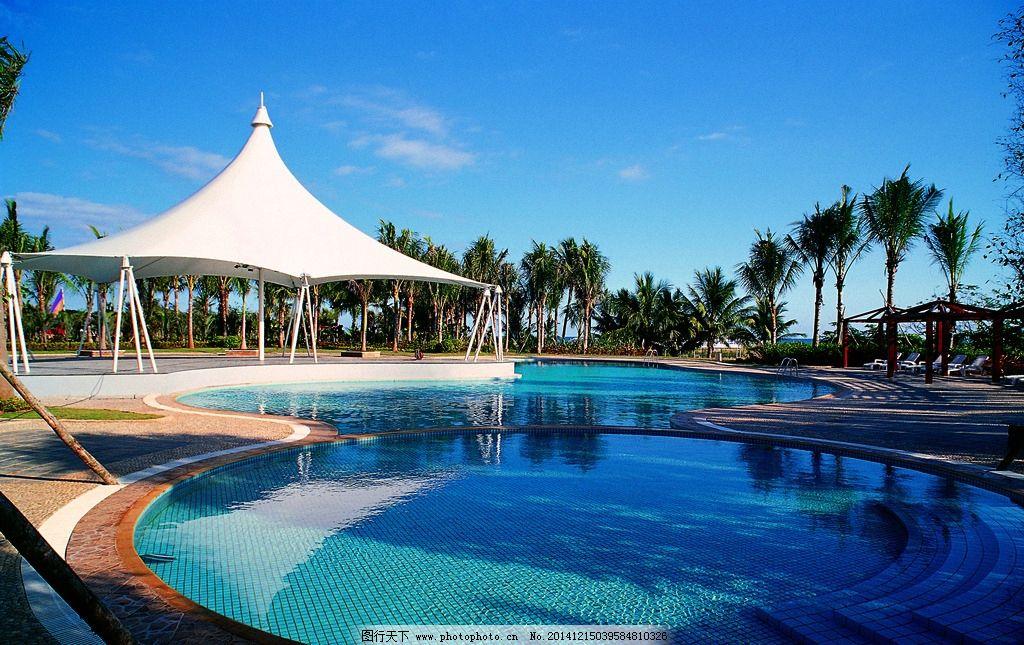 东南亚 风情 园林 泳池 唯美 风景摄影 摄影 建筑园林 园林建筑 400