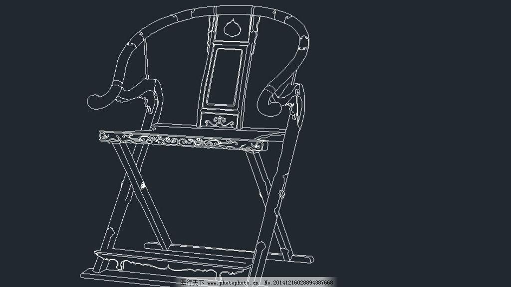 椅子 仿古 雕花 名贵材质 造型完美 舒服