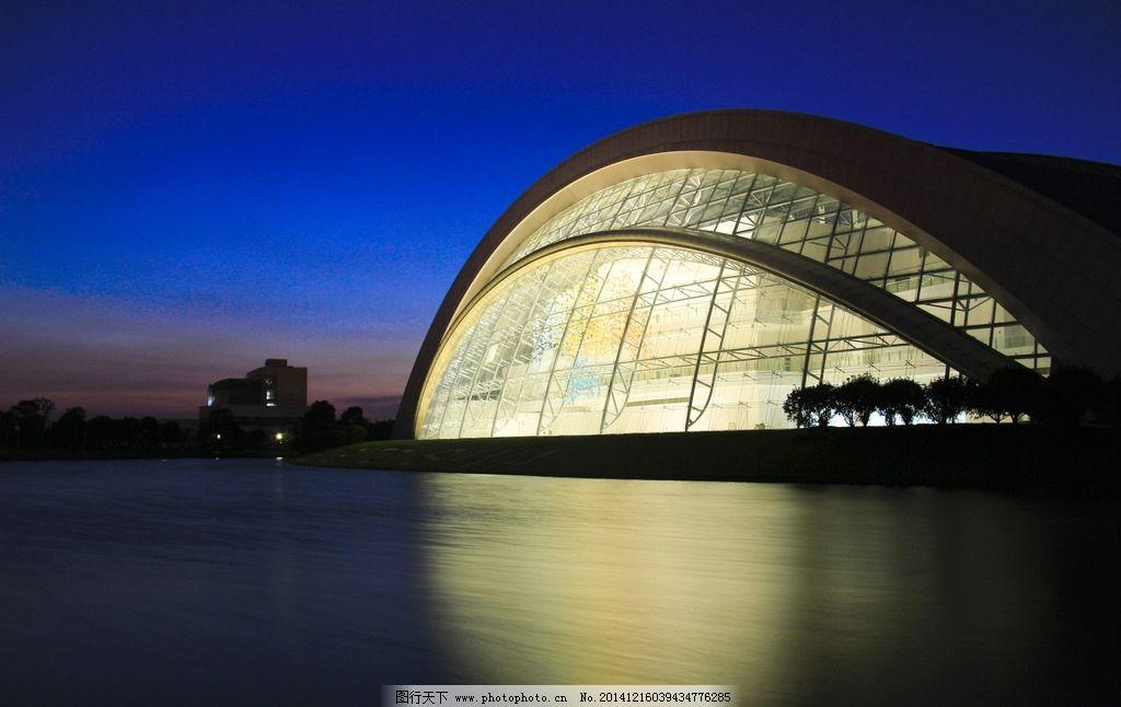 球形建筑图片
