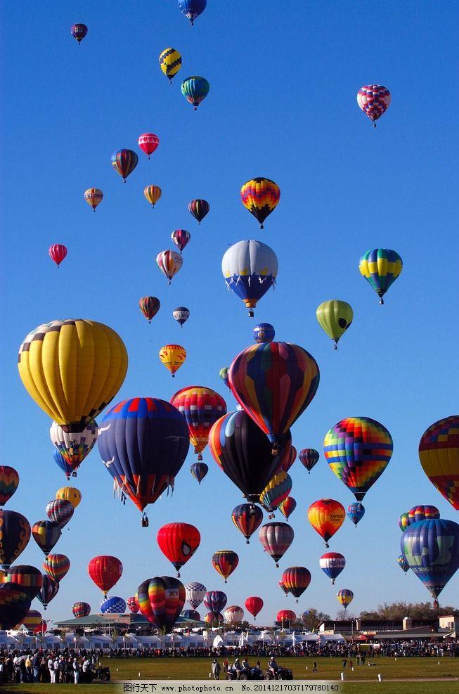 热图-热气球图片素材图片
