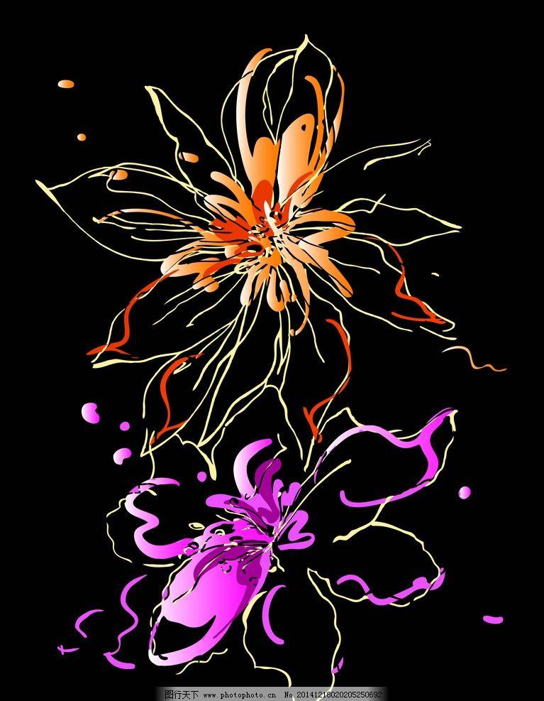 花纹 花朵 花 欧式花纹 法式花纹 背景 背景花纹 纹理背景 底纹边框图片