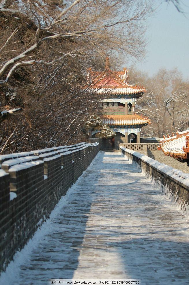 清福陵 沈阳 陵墓 古建筑 中国古建筑 城市摄影 建筑园林 建筑摄影