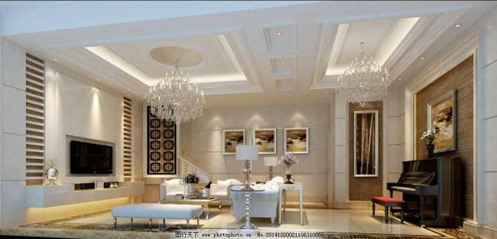 3d模型      3dmax模型 欧式 风格 模型 白色模型 -10 设计 3d设计