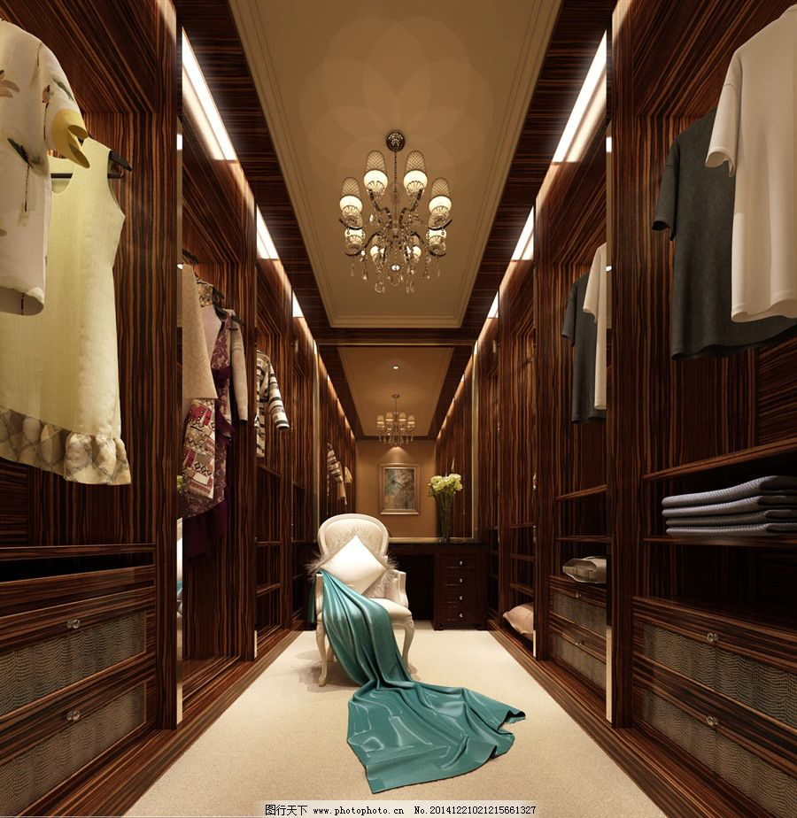家居更衣室免费下载 更衣室 家居 模型 衣柜 模型 家居 更衣室 衣柜