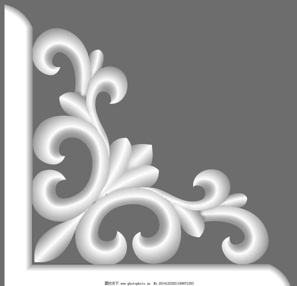 黑白图 艺术 实木雕刻图 木门雕刻图 雕刻图 浮雕图 bmp 木门灰度图