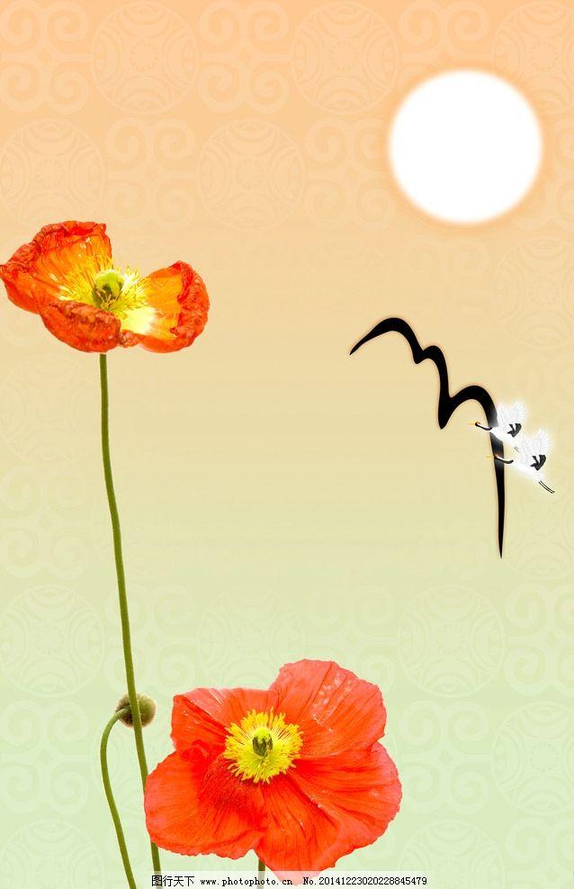 花朵 花纹背景 欧式花纹 法式花纹 背景花纹 纹理背景图片